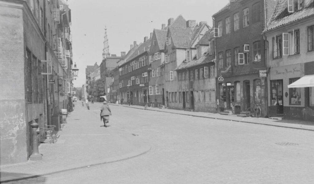 Dronningensgade 1930.