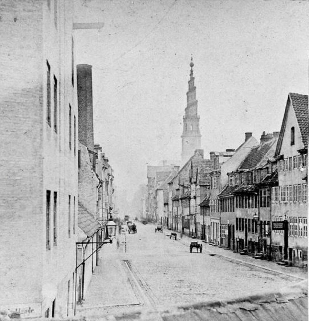 Dronningensgade 1869